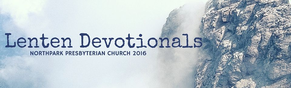 Lenten Devotionals 2016